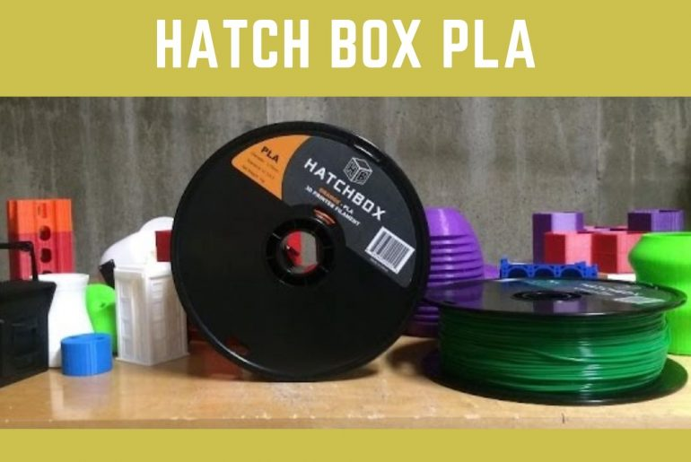 Hatchbox PLA